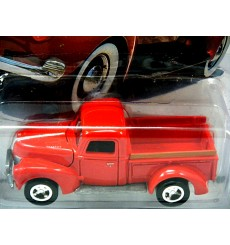 Johnny Lightning Truckin America Series - 1940 Ford F-100 Pickup Truck