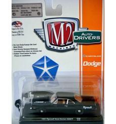 M2 Machines Drivers - 1969 Plymouth Hemi Road Runner