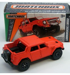 Best of Matchbox - Lamborghini LM002 SUV
