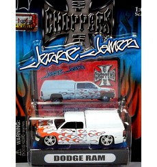 Jada West Coast Choppers - Jesse James Dodge RAM Pickup Truck