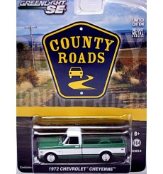Greenlight County Roads 1968 Chevrolet C-10 Pickup Truck
