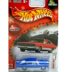 Hot Wheels Holiday Rods - 67 Dodge Charger