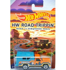 Hot Wheels - Road Trippin' - Backwoods Bomb Pickup Truck