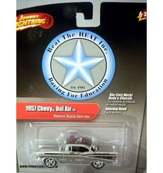 Johnny Lightning 1957 Chevy Bel Air Police Car