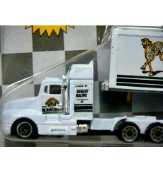 Racing Champions - NASCAR Bahart Racing - Michael Waltrip Country Time Lemonade Race Transporter