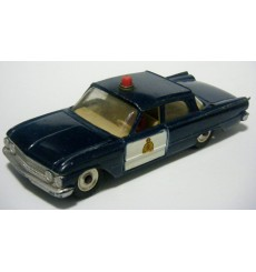 Dinky Ford Fairlane RCMP Police Car