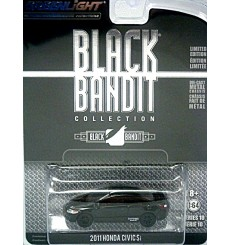 Greenlight Black Bandit - Honda Civic Si
