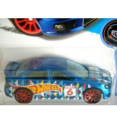 Hot Wheels Mitusubishi Lancer Evolution