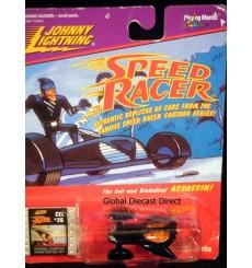 Johnny Lightning Speed Racer The Assassin