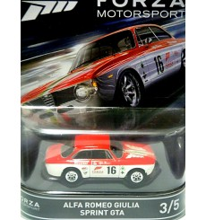 Hot Wheels - Forza Motorsports - Alfa Romeo Giulia Sprint GTA