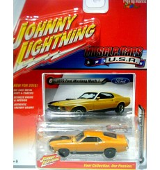 Johnny Lightning Muscle Cars USA 1970 Ford Mustang Mach 1