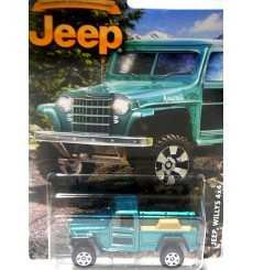 Matchbox - 1953 Jeep Willys Pickup Truck
