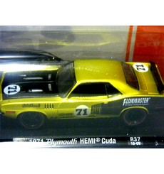 M2 Machines Drivers Series - 1971 Plymouth Hemi Cuda