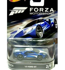 Hot Wheels - Forza Motorsports - 2017 Ford GT Supercar