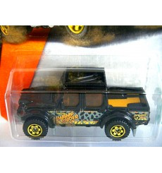 Matchbox - Swamp Riader -  Off-Road 4x4 Pickup Truck