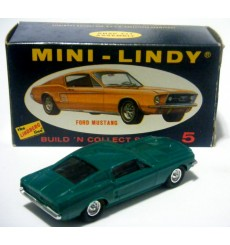 Lindberg - Mini-Lindy Ford Mustang Fastback
