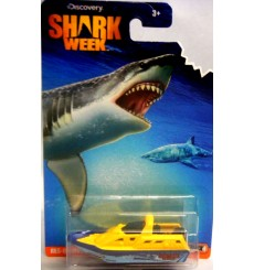 Matchbox Shark Week - Rescue Boat