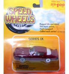 Speed Wheels Chevrolet Camaro Z28