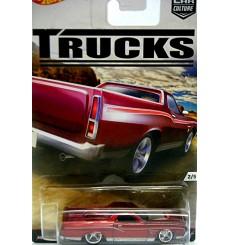 Hot Wheels - Trucks - Ford Ranchero  Pickup Truck