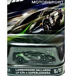 Hot Wheels - Forza Motorsports - Lamborghini Gallardo LP 570-4 Superleggera