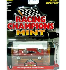 Racing Champions Mint - 1968 Plymouth Road Runner