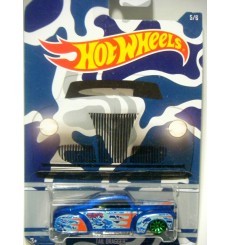Hot Wheels - Taildragger - Custom Ford Hot Rod