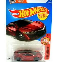 Hot Wheels - 2017 Acura NSX