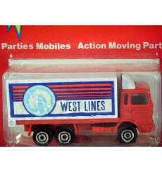 Majorette 200 Series - West Lines Container Truck