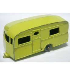 Matchbox - Berkeley Caravan Trailer