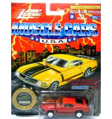 Johnny Lightning Muscle Cars USA 1970 Ford Mustang Boss 302