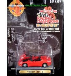 Racing Champions Mint 1998 Chevrolet Corvette C5 Convertible
