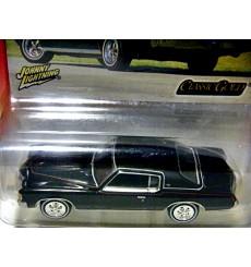 Johnny Lightning Classic Gold - 1972 Pontiac Grand Prix