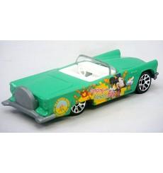 Matchbox Disney Mickey Mouse 57 Ford Thunderbird