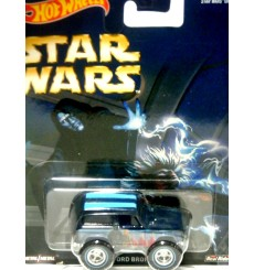 Hot Wheels Nostalgia - Pop Culture - Star Wars -1976 Ford Bronco