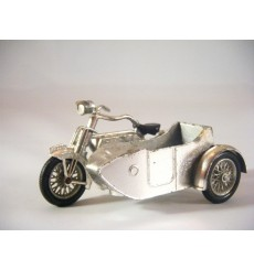 Matchbox Models of Yesteryear: Sunbeam Motorcycle and Sidecar