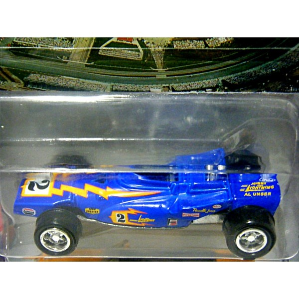 Johnny Lightning Indianapolis 500 Champions Set With 70