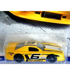 Hot Wheels - Ford Performance - Ford Mustang Cobra Race Car