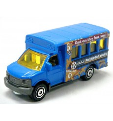 Matchbox - GMC Hollywood Tours Van