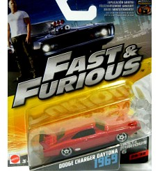 Mattel - Fast and Furious - Dodge Charger Daytona
