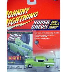 Johnny Lightning Super Chevy Magazine – 1957 Chevrolet Bel Air