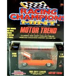 Racing Champions Mint Motor Trend Series - 1969 Chevrolet Camaro