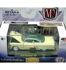 M2 Machines Auto-Thentics 1953 Oldsmobile 98