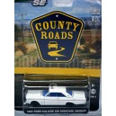 Greenlight County Roads - 1966 Ford Galaxie 500 Missouri Sheriff