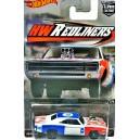 Hot Wheels Redliners - 1970 Dodge Charger R/T