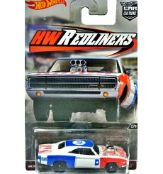 Hot Wheels Redliners - 1970 Dodge Charger R/T
