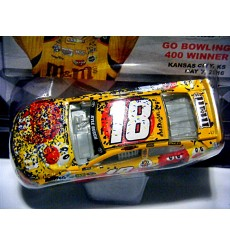 NASCAR Authentics - Joe Gibbs Racing - Kyle Busch Confetti M&M's Toyota Camry