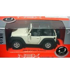 Welly - Jeep Wrangler Rubicon