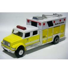 Road Champs International Fire Truck - Boston Fire Department