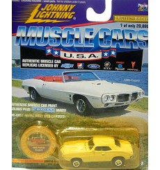Johnny Lightning Muscle Cars USA - 1969 Pontiac Firebird