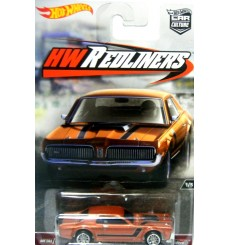 Hot Wheels Redliners - Mercury Cougar